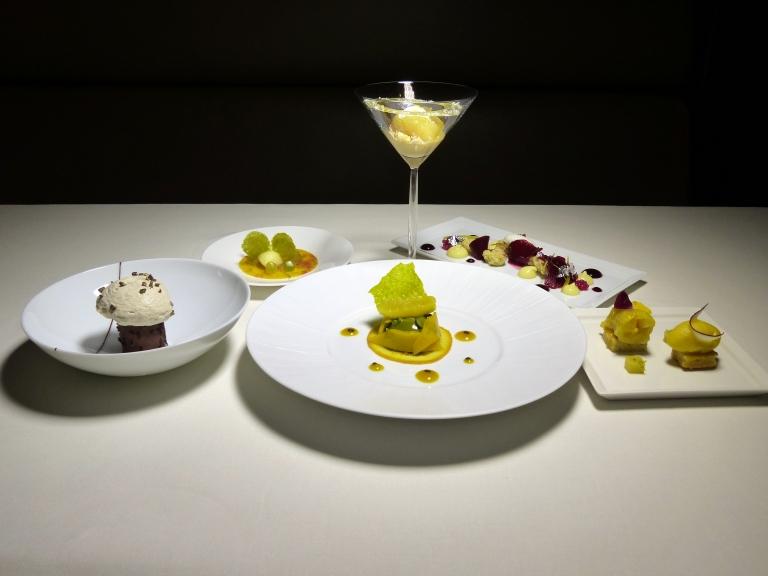 Les Grande Desserts de Pierre Gagnaire